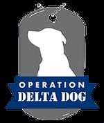 Delta Dog Tile